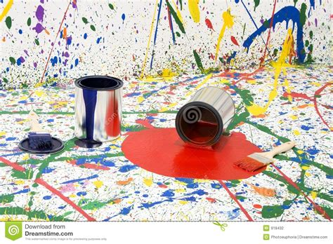 paint images paint mess stock photography image 918432