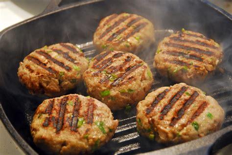 turkey burgers recipe dishmaps