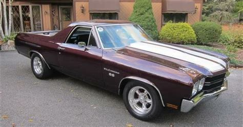 Mba 315 Elcamino by 1970 Chevrolet El Camino Ss Sport With Polished