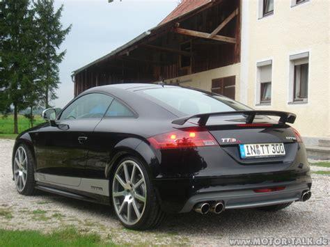 Audi Tt 8j Heckspoiler by Audi Tts Mtm Tuning Tts Mit Ttrs Heckspoiler Audi Tt