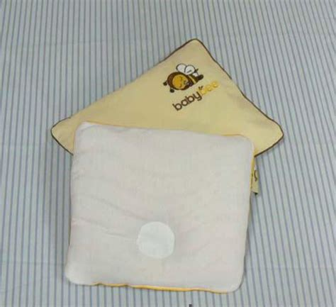 Bantal Bayi Bantal Crown 2 babyubabyshop bantal bayi new born newborn pillow merk babybee