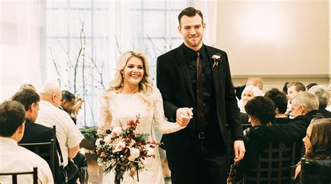 whitney carson dwts wedding witney carson and carson mcallister s wedding photos