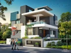 Free 3d Home Design Exterior by 3d Modern Exterior House Designs Design A House