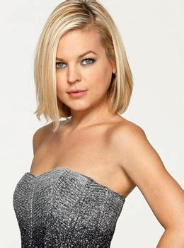 general hospital maxie s new haircut maxie2013