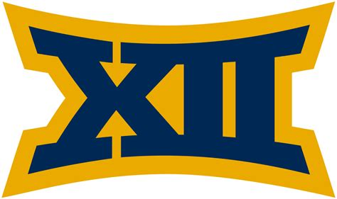 wvu colors file big 12 logo in west virginia colors svg