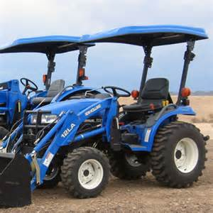 Compact Tractor Canopy by 45 Quot X 58 Quot Fiberglass Canopy Kit Blue
