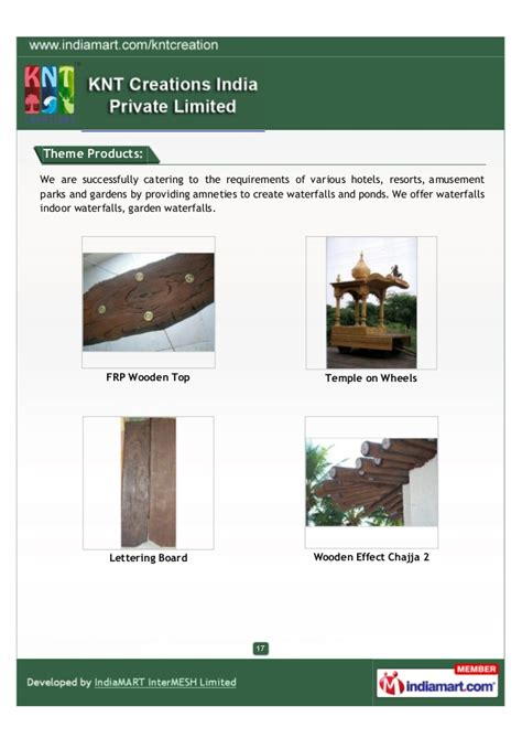 Garden Decoration Products by Knt Creations India Pvt Ltd Pune Garden Decoration Products