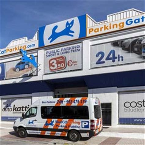 Ta Airport Term Parking Garage by Term Airport Parking At Malaga Costa Sol