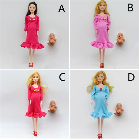 Real Doll Doll A Baby In Tummy With Small Shoes new educational real doll suits doll a