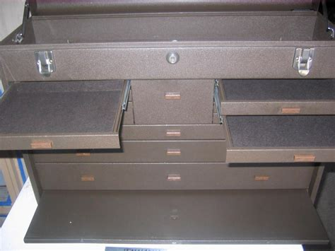Kennedy 11 Drawer Tool Box by Kennedy 52611 11 Drawer Tool Box Mint