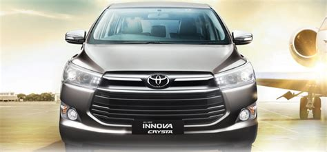 Toyota Innova Price 2017 Toyota Innova Crysta Price Release Date Engine