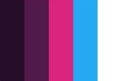 80 s colors the 80s aesthetic color palette
