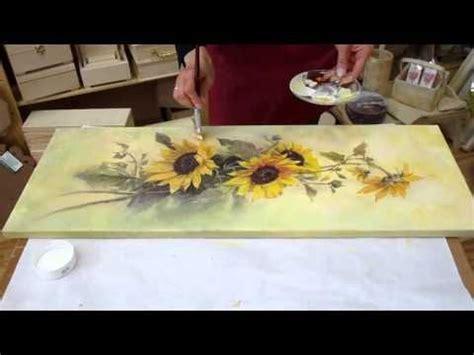 decoupage tutorial diy decoupage on canvas how to make