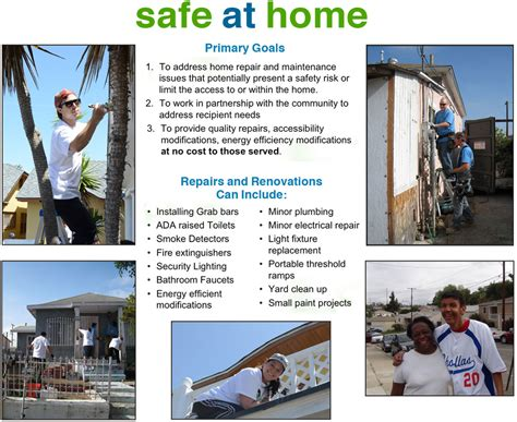 Safe At Home by Rebuilding Together San Diego Safe At Home