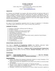 project coordinator resume sles pankaj resume construction project manager