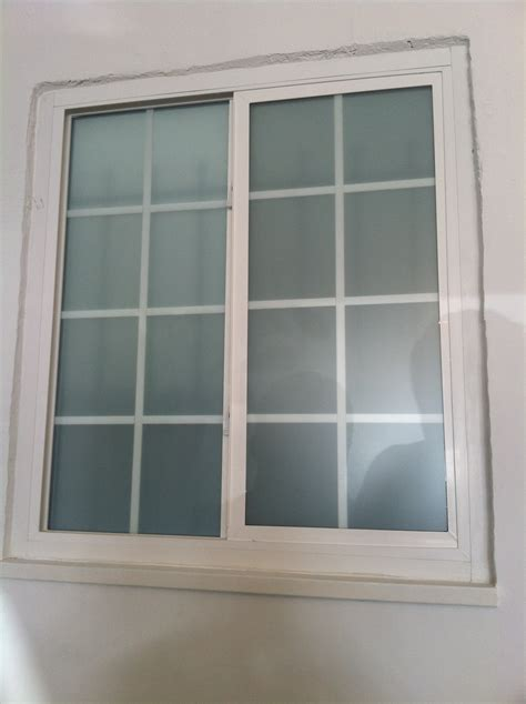french pane frost window film installation window tint