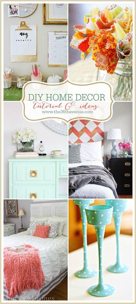 home decor tutorials diy crafts ideas diy home decor projects and tutorials