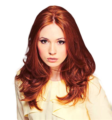 actress short auburn hair karen gillan png 3 by eccentric 1 on deviantart