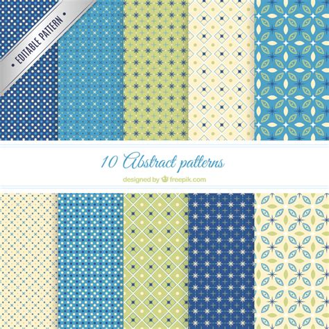 download pattern freepik geometric abstract patterns vector free download