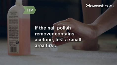 How To Get Nail A Rug by How To Get Nail Out Of Carpet
