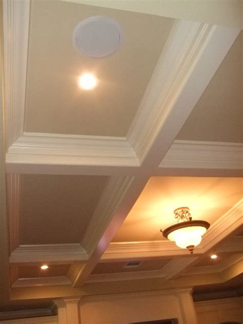 Coffered Ceiling Vs Tray 17 Best Images About Tray Ceilings On Wood