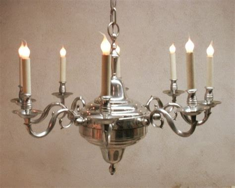 Virginia Metalcrafters Chandelier Williamsburg Governor S Palace Pewter Chandelier By Virginia Metalcrafters