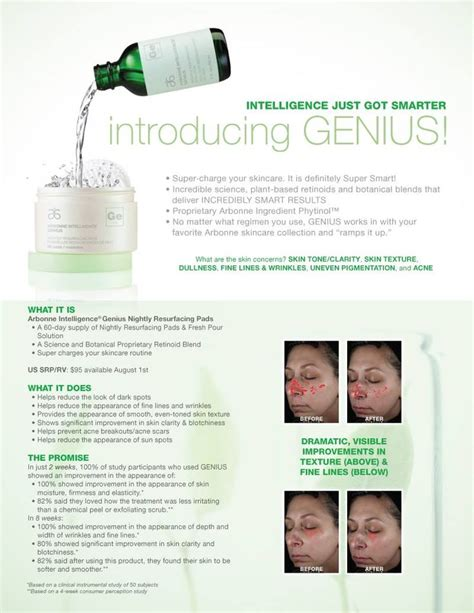 Can I Use Arbonne Detox Gel After Radiation Treatment by Arbonne S Miracle Product Genius Nightly