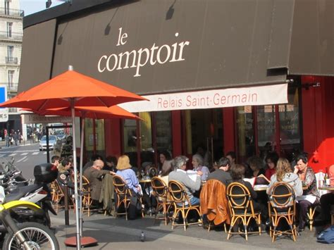Le Comptoir Du Relais by Food Adventures Day 2 Le Comptoir Du Relais