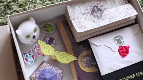 Hogwarts Acceptance Letter Philippines Diy Harry Potter Gift Box Unboxing Doovi