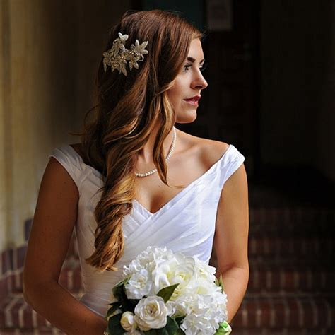 Wedding Hairstyles Hair Soft Curls by Popular Wedding Hair Styles For Hair Festival