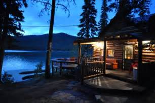 Cabin Bedroom Decorating Ideas adorable 1 bedroom log cabin on ashley lake private boat