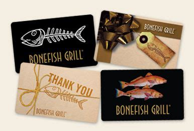 Bonefish Grill Gift Card - 1000 ideas about restaurant gift cards on pinterest spa gifts red robin gift card