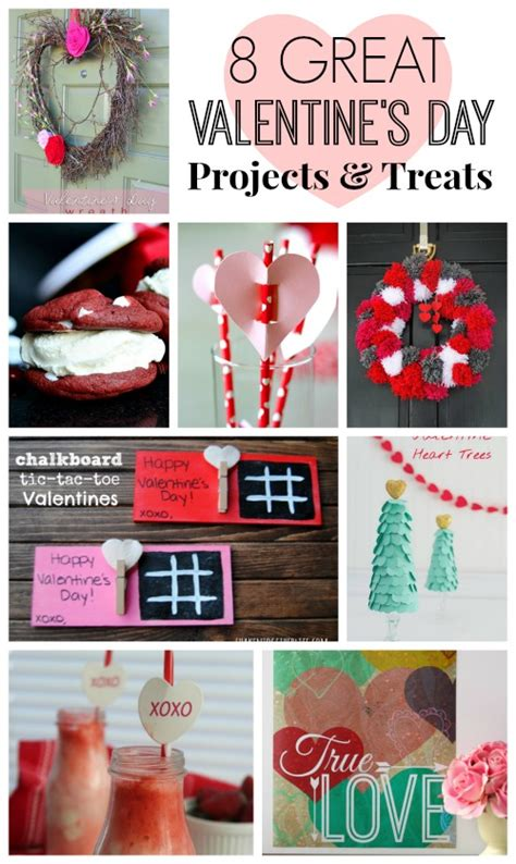 great valentines day 8 great s day projects and treats the creative
