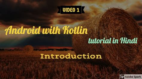 linux tutorial in hindi android with kotlin tutorial in hindi 1 introduction