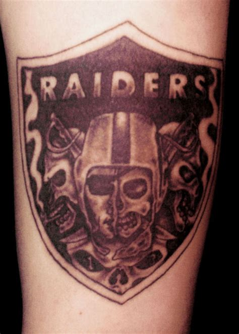 raiders tattoo raiders tattoos designs ideas and meaning tattoos for you