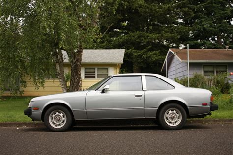 toyota coupe old parked cars 1978 toyota celica st coupe