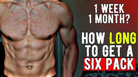 How Much Does It Take To Get An Mba by How Does It Take To Get A Six Pack How Much Time To