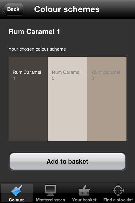 rum paint dulux colour scheme rum caramel 1 decor and deco