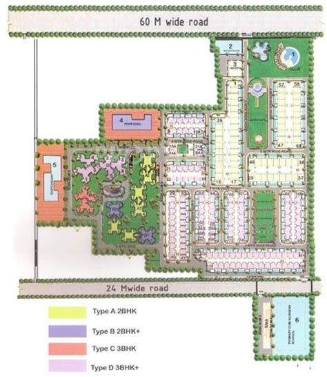 judicial layout plan adel divine court in sector 76 faridabad price
