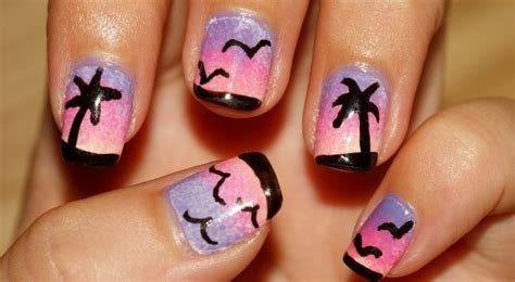 nails art design magazine video easy summer nail art designs women daily magazine