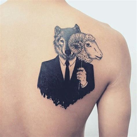black sheep tattoo designs image result for wolf in sheep s clothing tattoos tattos