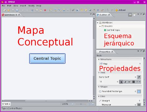 tutorial de xmind en español docentes innovadores de la region callao c 243 mo crear mapas