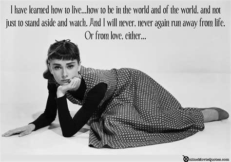 Sabrina audrey hepburn quotes quotesgram