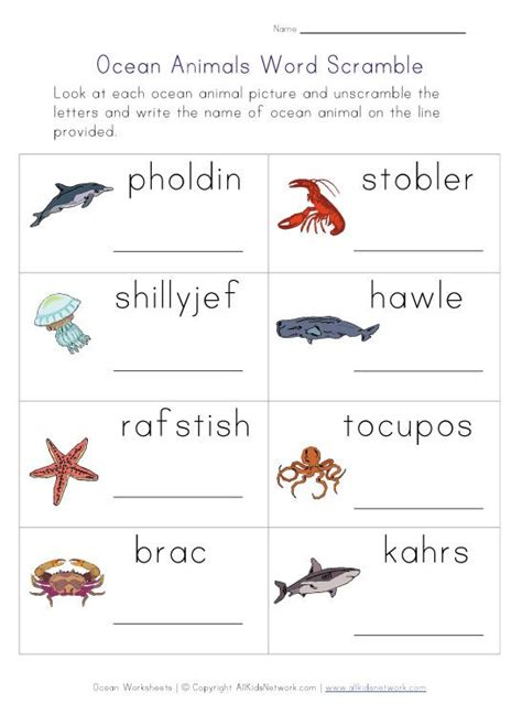 printable science activity sheets 100 best ideas about awesome ocean science unit on