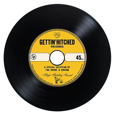 Wedding Invitation Template Cds by Vintage Vinyl Cds Unique Wedding Favor Ideas Wedding