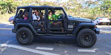 Hawaii Jeep Oahu Circle Island Tour Hawaii Jeep Tours Hawaii Jeep Tours