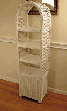 White Wicker Bathroom Furniture Wicker Bathroom Furniture On Pinterest Wall Shelves Medicine Cabinets And Bathroom Cabinets