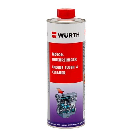wurth engine flush ml autolusso  alfa romeo parts