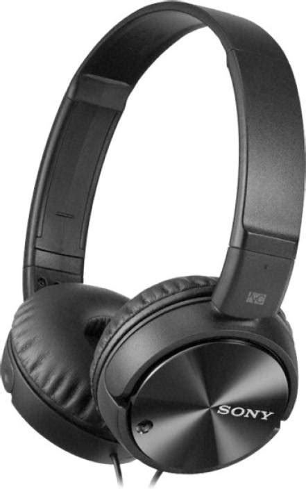 Headphone Sony Mdr Zx110nc sony mdr zx110nc headphone price in india buy sony mdr zx110nc headphone sony