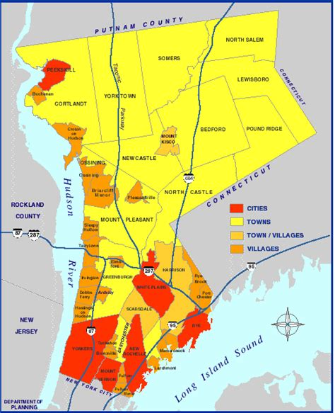 westchester county map related keywords suggestions for westchester ny